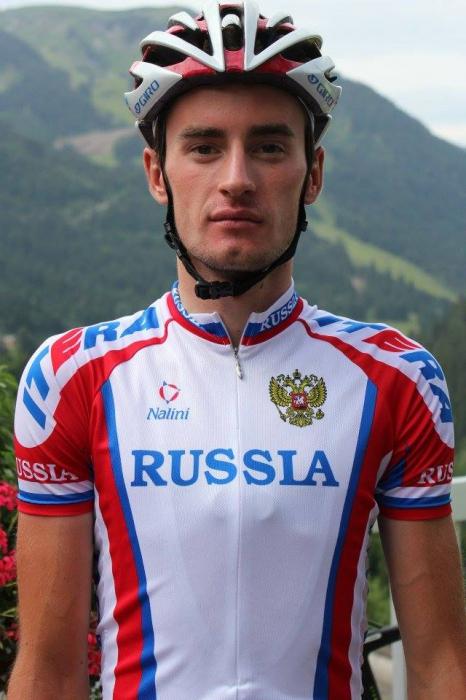 Александр Фолифоров будет выступать за «РусВело»