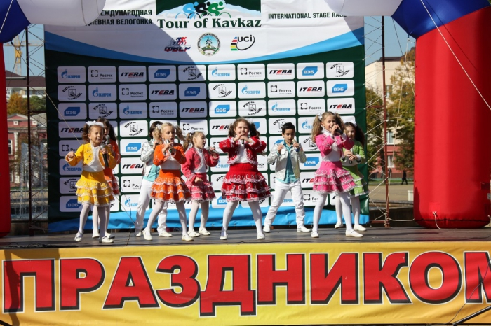 «Тур Кавказа» ярче страза... Часть 1