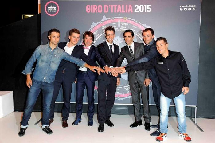 Джиро д'Италия-2015. Мнения гонщиков о маршруте
