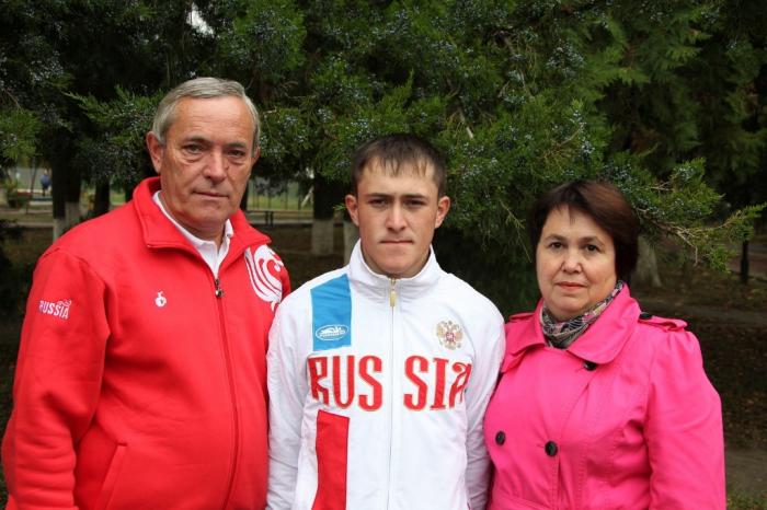 Александр Куликовский: Моя мечта – стоять на олимпийском пьедестале и слушать гимн России