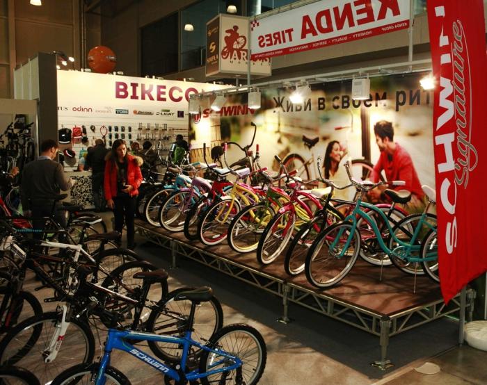 «Вело Парк» - 2015 – 11-я Международная Специализированная Выставка