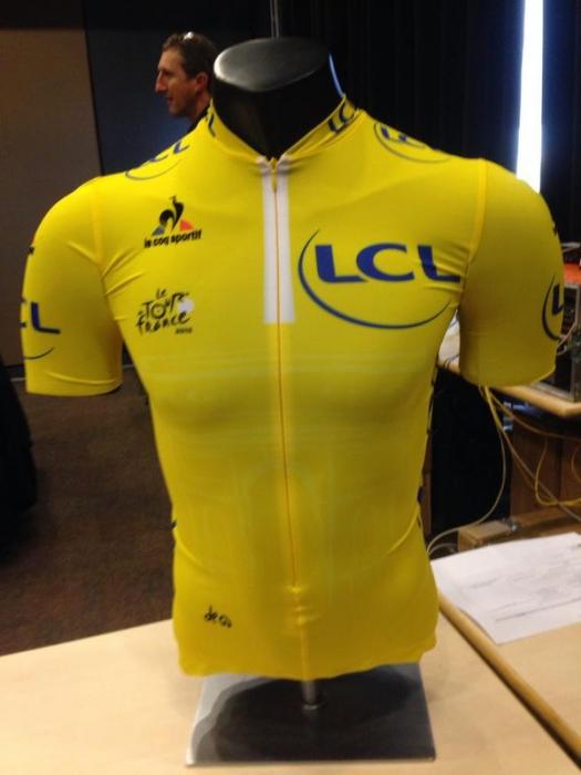 Тур де Франс-2015. Презентация маршрута