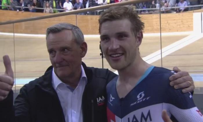 Маттиас Брендле установил новый часовой рекорд - 51 км 850 м