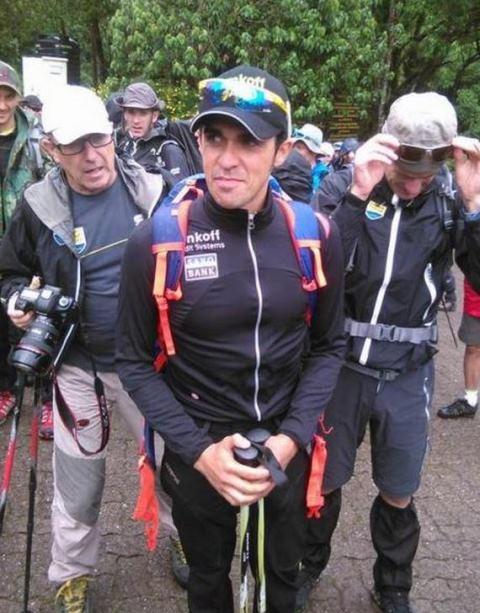 Альберто Контадор, Photo: © Tinkoff-Saxo