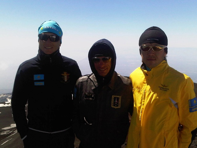 По дорогам Джиро д'Италия-2010! Начало