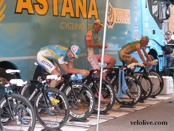 Джиро д'Италия-2010. Командная гонка – дождь и простая арифметика