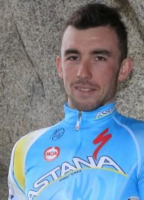 Франческо Гавацци, фото (с) Astana Pro Team