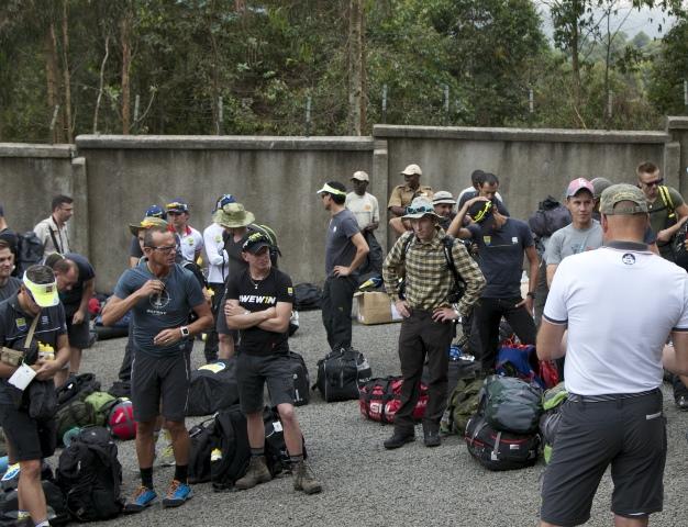 Павел Брутт о восхождении на Килиманджаро