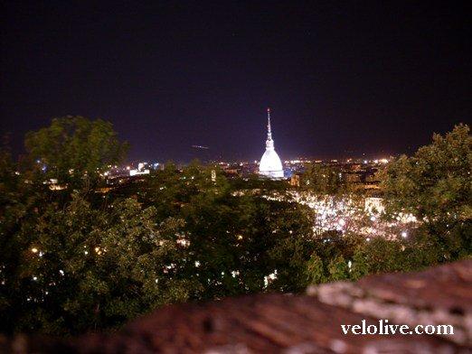 Вид на Турин