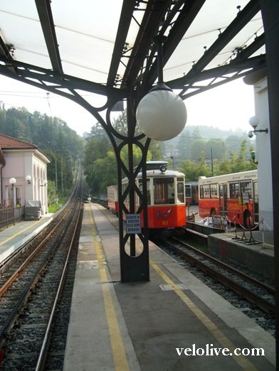 Станция Sassi-Superga