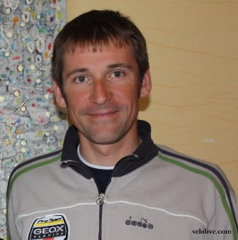 Denis Menchov ready for Giro d'Italia