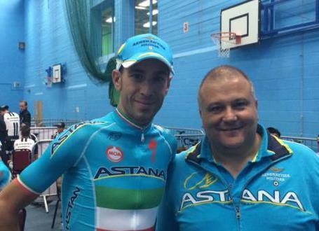 Винченцо Нибали и Паоло Слонго