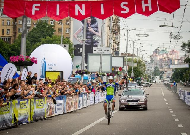 Велогонка Race Horizon Park-2015 - главное событие на День Киева