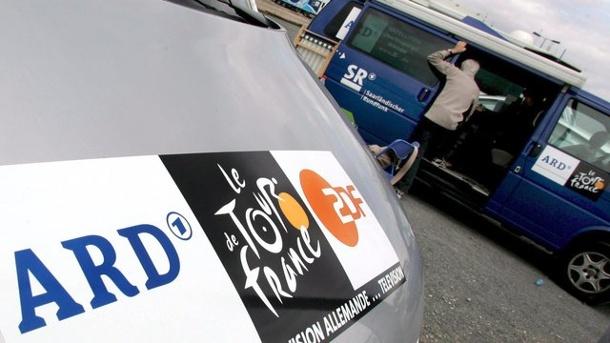 ARD возобновляет трансляцию Тур де Франс