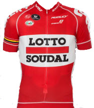 Команды ПроТура 2015: Lotto Soudal (LTS) - BEL