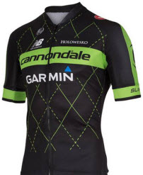 Команды ПроТура 2015: Team Cannondale - Garmin (TCG) - USA