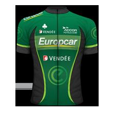 Команда Europcar получила проконтинентальную лицензию