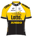 Команды ПроТура 2015: Team Lotto Nl - Jumbo (Tlj) - Ned