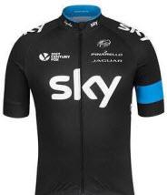 Команды ПроТура 2015: Team Sky (SKY) - GBR