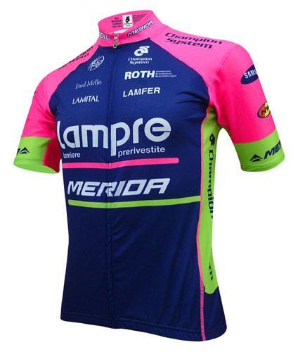 Команды ПроТура 2015: Lampre - Merida (LAM) - ITA