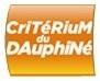 Приглашение на Критериум Дофине-2017
