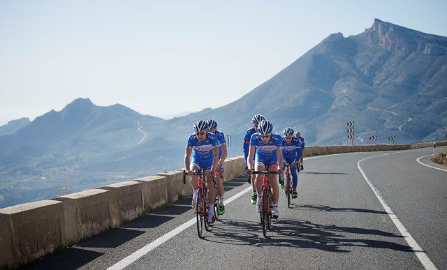 Команда Wanty-Groupe Gobert готова к сезону 2015 года