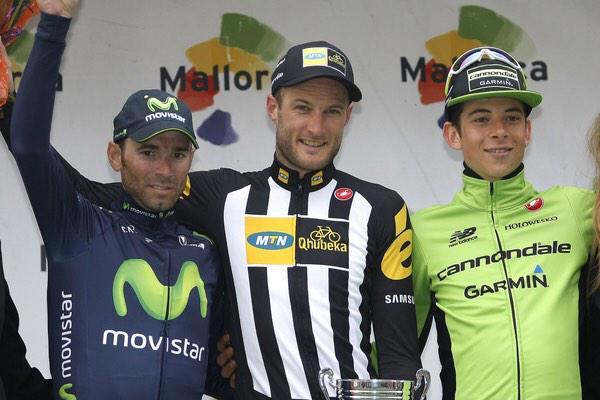 Стивен Каммингс принёс первую победу команде MTN-Qhubeka в 2015 году