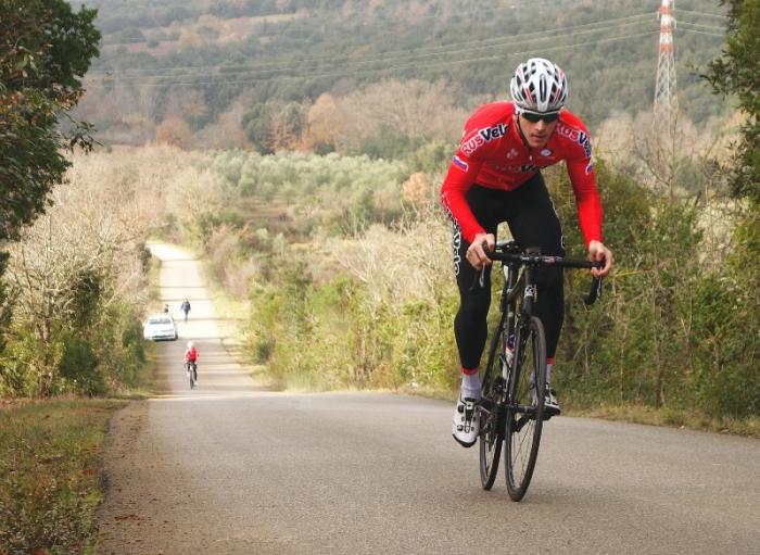 «РусВело» готовится к сезону в Тоскане