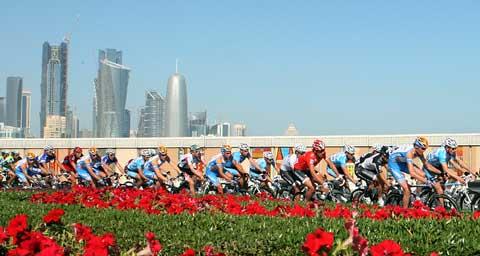 В Дохе представлен маршрут чемпионата мира-2016