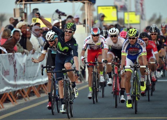 Гонщики о 1-м этапе Тура Катара-2015