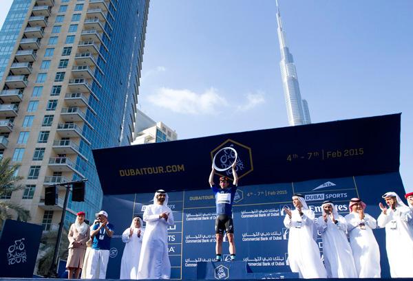 Тур Дубая на пути к мечте стать гонкой Мирового тура в 2017 году
