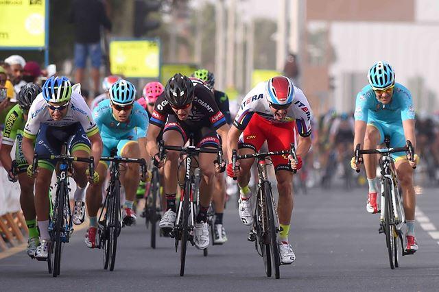 Гонщики о 4-м этапе Тура Катара-2015