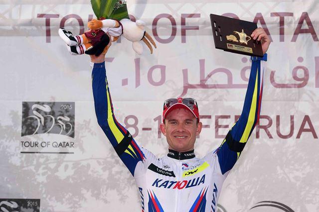 Александр Кристофф мечтает о Туре Фландрии в 2015 году
