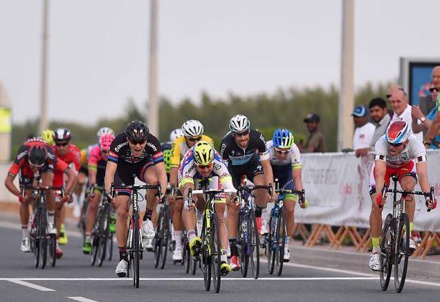 Гонщики о 5-м этапе Тура Катара-2015