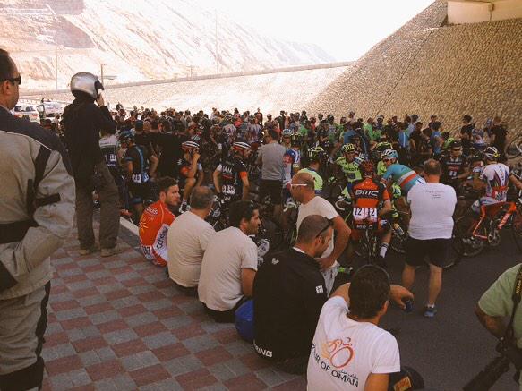 5-й этап Тура Омана-2015 отменён из-за погодных условий