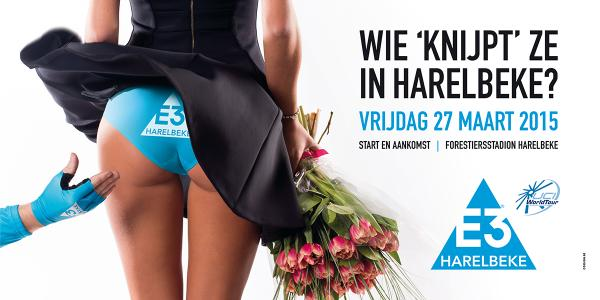 Реакция организаторов гонки E3 Harelbeke на решение UCI