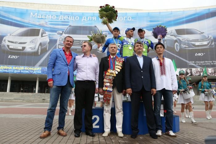 Скандал в спорте. Закат велоспорта в Украине в случае ухода Александра Башенко