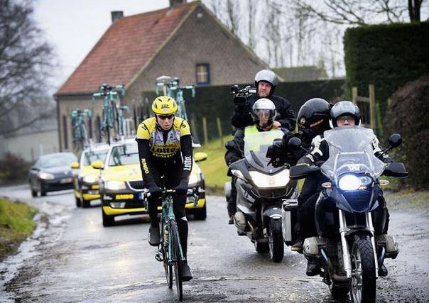 """Сеп Ванмарке: """"Я в отличной форме, и не могу быть доволен 5-м местом на Omloop Het Nieuwsblad-2015"""""""