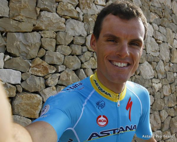 Луис-Леон Санчес ждёт старта Париж-Ниццы в составе команды Astana