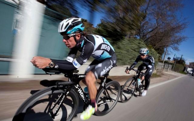 Ригоберто Уран провёл разведку 59,2км разделки Джиро д'Италия–2015