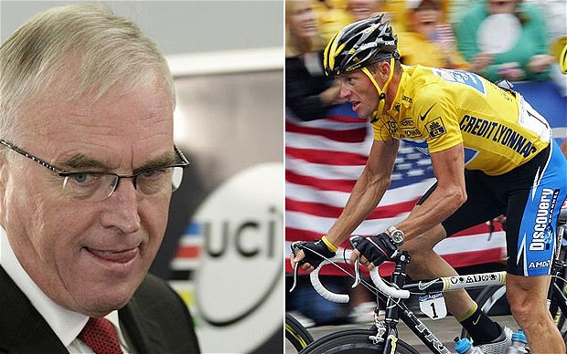 Лэнс Армстронг в докладе Независимой комиссии по реформам в велоспорте (CIRC)