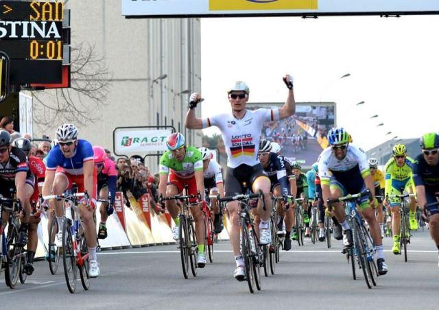 Первая победа Андре Грайпеля на этапе Париж-Ницца