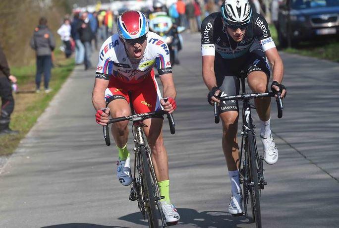 Ники Терпстра: « Александр Кристофф заслужил победу, я должен быть доволен, что занял 2-е место»