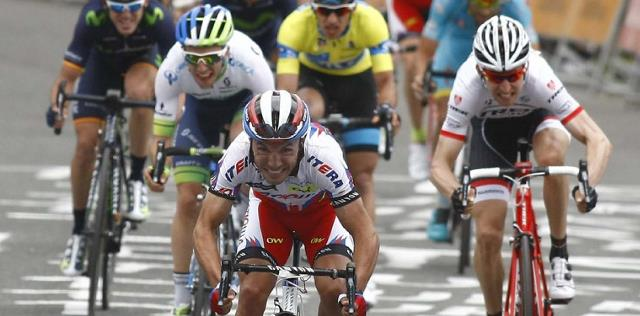 Моллема и Исагирре о 4-м этапе Тура Страны Басков-2015