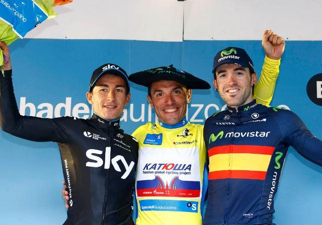 Гонщики подводят итоги Тура Страны Басков-2015