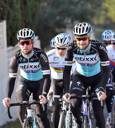 Марк Кэвендиш и Том Боонен поедут Тур Турции-2015