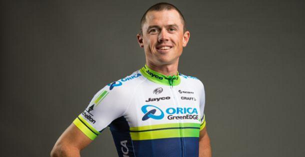 Саймон Герранс поедет Джиро д'Италия-2015
