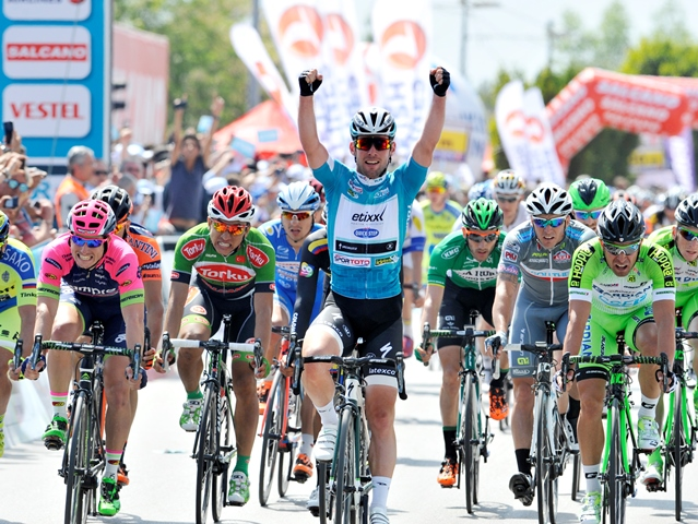 Марк Кэвендиш - победитель 2 этапа Тура Турции-2015