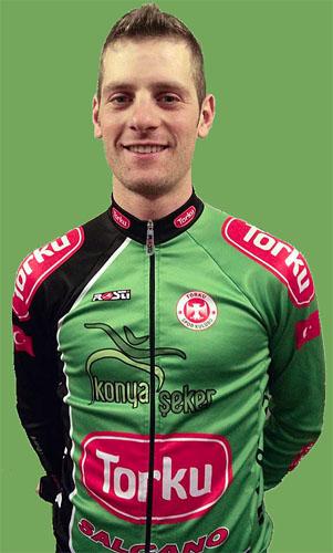 Бельгийский велогонщик Кевин Зеелдрейерс (Kevin Seeldraeyers)