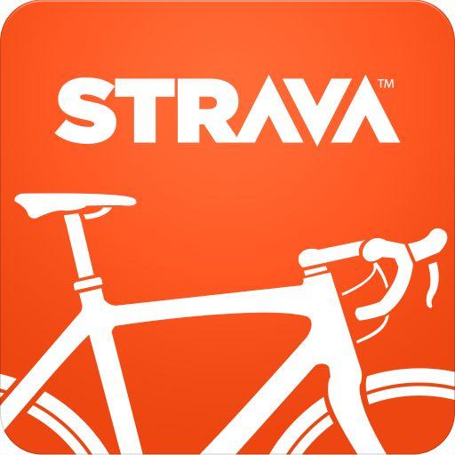 Strava - сервис для контроля тренировок велосипедиста